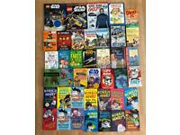 Kids Children's Book Bundle 40 Books (works out 25p per book) Horrid Henry Lego Star Wars