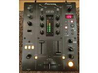Pioneer djm 400 pro dj mixer