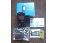 Nokia C1-02 in box with all accessories SIM FREE UNLOCKED