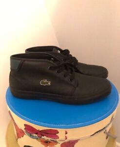 Lacoste Boys size 6 Shoes.