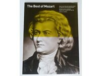 The Best Of Mozart - For Beginners and Intermediate Pianists