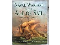 Navel Warfare in the Age of Sail