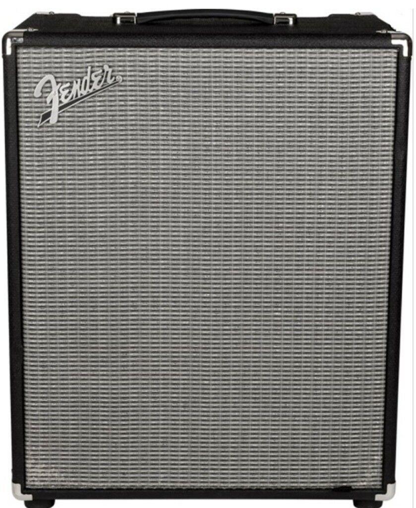 Fender rumble 500 bass combo