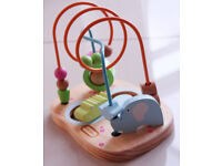 Little Tikes Wooden Bead Activity Toy