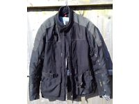 Gore-Tex waterproof motorcycle jacket