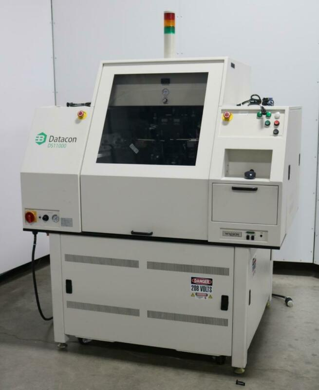 Laurier Datacon Besi DS11000 LED C-C Pick and Place Machine