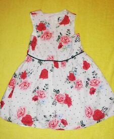 Baby girls dresses 2-3 years