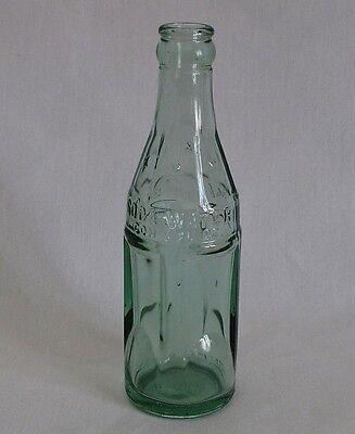 Vintage Green 6 oz. Soda Water Bottle Patented June 1, 1926