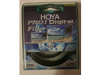 Hoya 49mm PRO-1 Digital UV Screw-in Filter