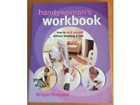 Handywoman's Workbook In Very Good Condition - Brand New