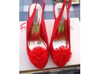 Wedding special occasion shoes size 7