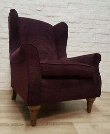 Marks & Spencer Wingback Armchair (DELIVERY AVAILABLE FOR THIS ITEM OF FURNITURE)
