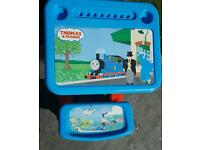 Thomas activity desk- child's desk and chair