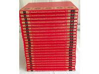 Encyclopedia of Gardening - 22 Volumes from Marshall Cavendish