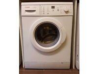 Bosch Classixx 1200spin Washing Machine - 6 Months Warranty