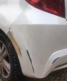 Car body repairs mobile on site