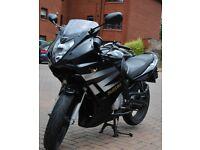 2004 Suzuki GS 500F black, recently new tyres, low mileage. Bargain!