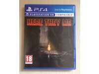 Here They Lie VR [PSVR] PS4