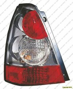 Tail Light Driver Side High Quality Subaru Forester 2006-2008