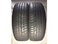 215 55 18 Continental Premium Contact(A Tyres) Grade A - Top Quality Nissan Qashqai