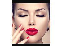 Semi permanent make up artist
