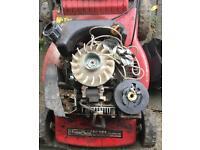 Petrol lawnmower. spares and repairs