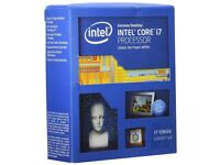 INTEL CORE i7 -5960X PROCESSOR octa core Brand New In Box