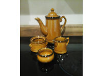 REDUCED - 4 piece top quality expensive (RRP £59.99) COFFEE SET selling v cheap - genuine bargain