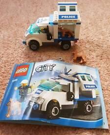 Lego 7285 City Police Dog Unit