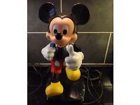 Vintage Mickey Mouse Rucksack Phone