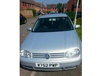 VW Golf 1.8T GTI in Metallic Silver - Price has been dropped!