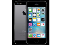 Can Deliver - iPhone 5s - On O2 - Space Grey - 16Gb - Like New - Charger - Headphones - Boxed