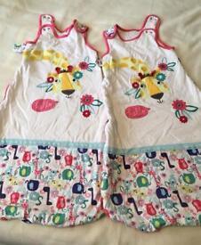 Twins TU 6-12 Sleeping bags