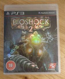 PS3 - Bioshock 2 *Excellent Condition*