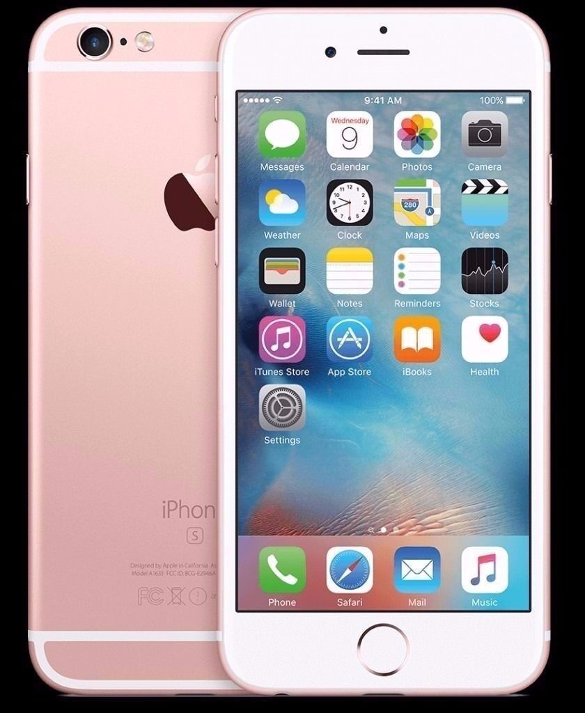 IPHONE 6S ROSE GOLD/ UNLOCKED128 GB/ VISIT MY SHOPGRADE AWARRANTYRECEIPTin Manor Park, LondonGumtree - IPHONE 6S ROSE GOLD, UNLOCKED and Grade A condition. This phone working perfectly and has the memory of 128 GB. The phone is like new and ready to use. COMES WITH WARRANTY VISIT MY SHOP. 556 ROMFORD ROAD E12 5AD METRO TECH LTD. (Right next to Wood...