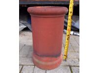 Reclaimed Vintage Terracotta Chimney Pots. FROM £12 each. Also Ideal for Garden Planters