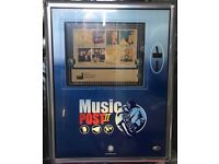 Touchscreen digital jukebox