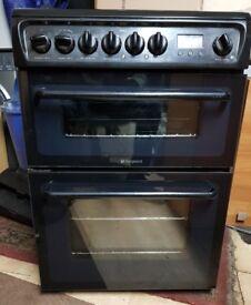 Electric cooker, black cooker