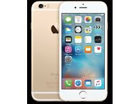 I Phone 6s 64g, unlocked to all networks
