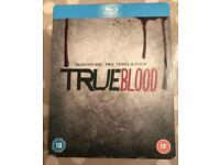 True blood box set/ blu ray