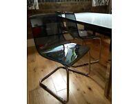 3 x Ikea Tobias Chairs