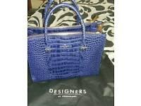 BRAND NEW Designer Jasper Conran Leather bag brand new