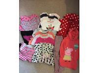 20 items girls bundle 2-3 Years