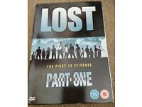 LOST Series one part one boxset