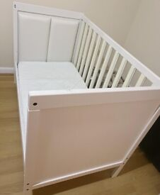 FREE baby cot