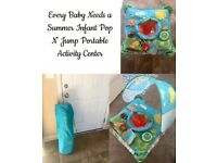 Summer infant pop and jump