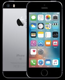iPhone SE 32gb Space Gray BRAND NEW SEALED