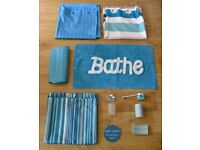 15 BATHROOM ACCESSORIES ----------------- ***** £9 For All 16 Items***** ------------------