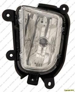 Fog Lamp Driver Side Koup (Coupe) High Quality Kia Forte  2010-2013