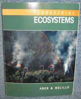 Forest Ecosystems / Forest Management Book - Like New!